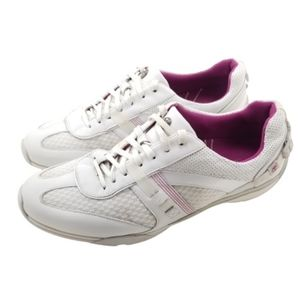 Timberland Tennis Shoes Sneakers White Purple 9 M